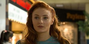 Sophei Turner as Jean Grey