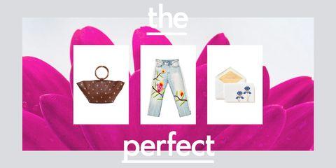 Product, Text, Pink, Font, Magenta, Logo, Brand, Graphic design, Graphics, Bag,