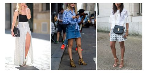 Street Style Outfits to Copy This Spring