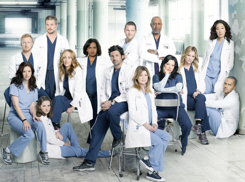 20 Fascinating Facts You Never Knew About Grey's Anatomy - Shonda