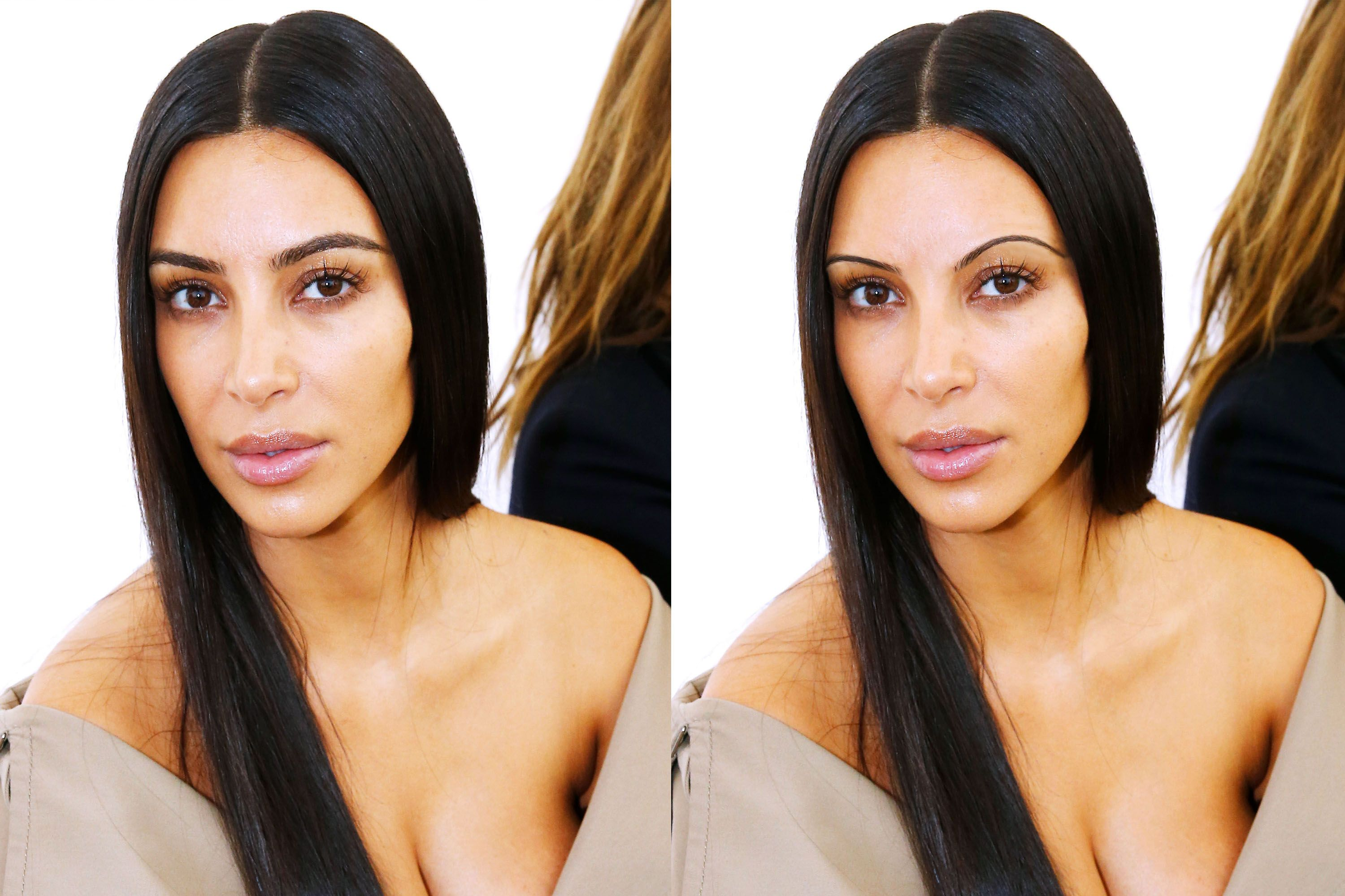 what 26 celebs would like with 90s brows