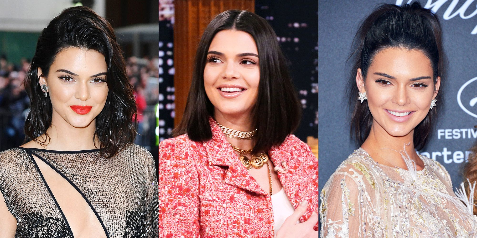 3427d96213 65 Kendall Jenner Hair Looks We Love - Kendall Jenner s Hairstyle ...
