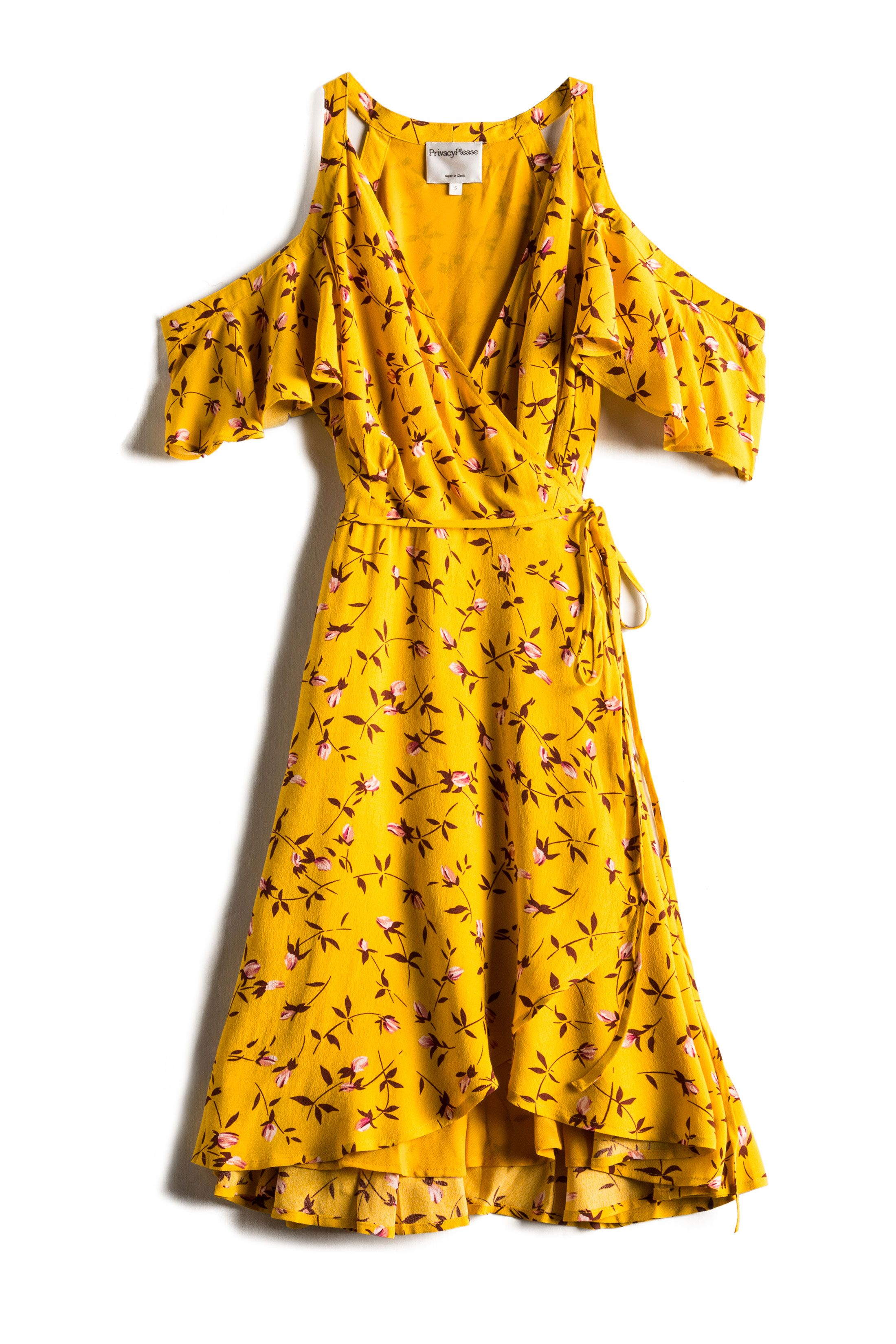 "<p>A sunny hue is the perfect backdrop for a scattering of flowers.</p><p><em data-redactor-tag=""em"" data-verified=""redactor"">Privacy Please x Revolve Dress, $178; </em><a href=""http://www.revolve.com/privacy-please-x-revolve-delta-dress-in-mustard/dp/PRIP-WD216/?d=F&sectionURL=Direct+Hit"" target=""_blank"" data-tracking-id=""recirc-text-link""><em data-redactor-tag=""em"" data-verified=""redactor"">revolve.com</em></a></p>"