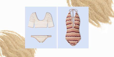 17 Crochet Bikinis That Were Basically Made For Summer