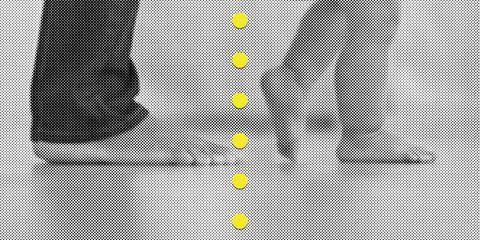 Yellow, Pattern, White, Colorfulness, Line, Black, Grey, Monochrome, Circle, Space,