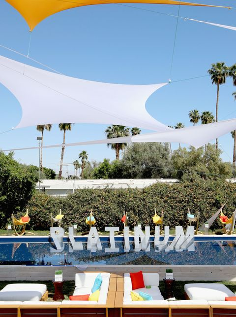 <p>Set at The Parker Palm Springs, The American Express Platinum House was the go-to day time experience.&nbsp;&nbsp;&nbsp;</p>