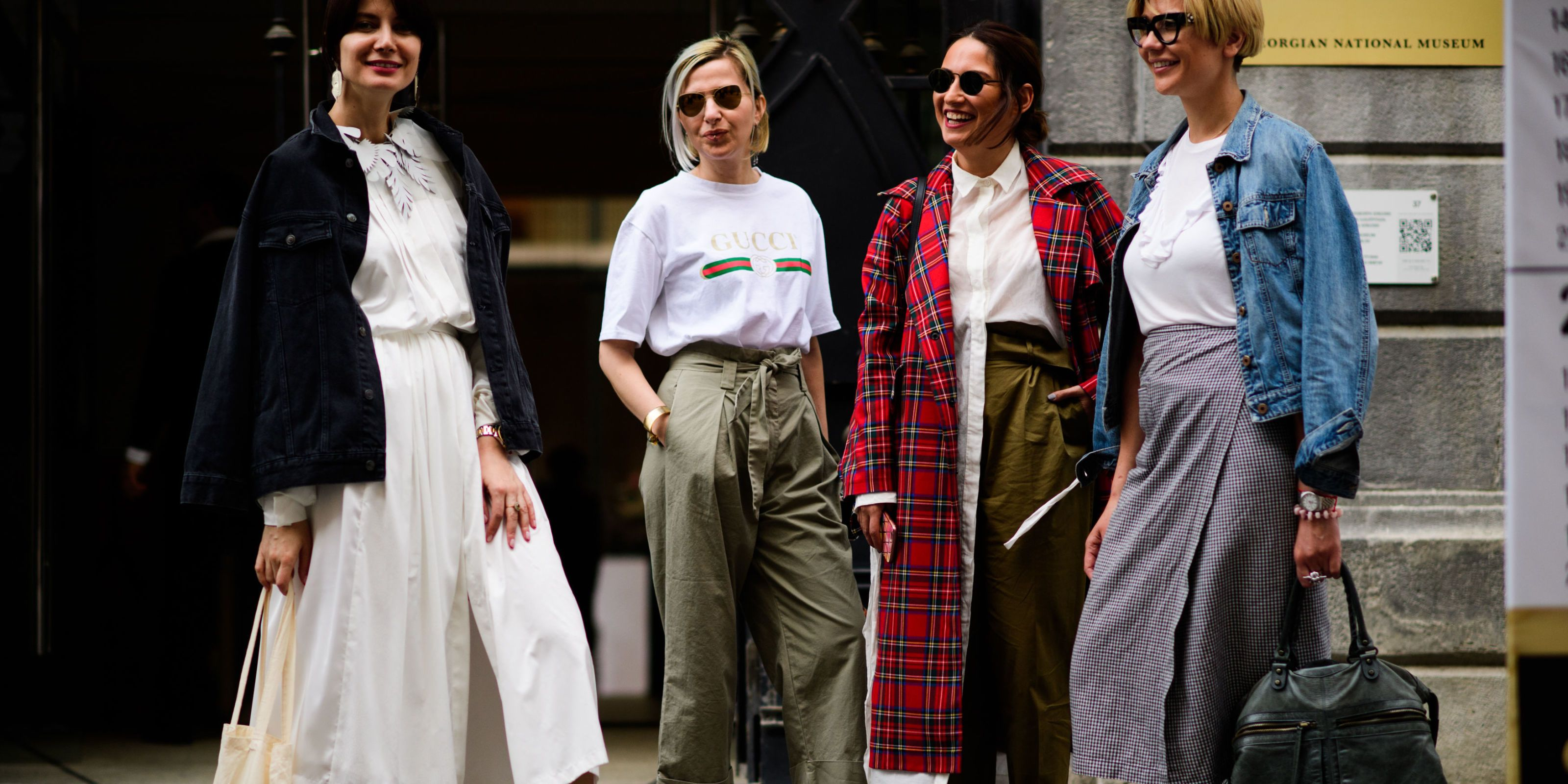 The Best Street Style at Tbilisi Fashion Week