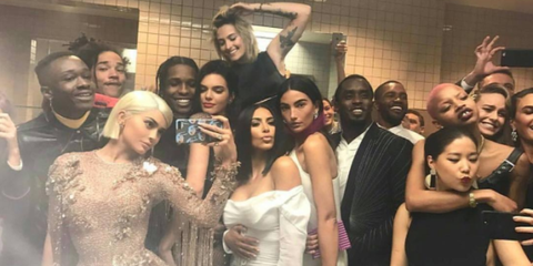 Celebrity Instagrams from Met Gala 2017 - Best Celebrity Moments ... b57c36afa63c9