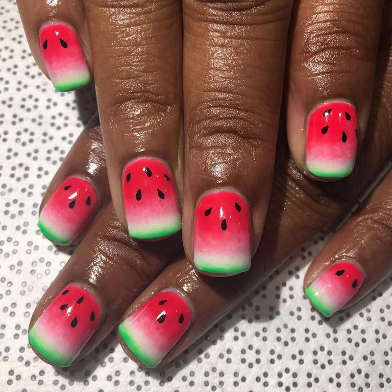 4th of july nail art designs for 2017 13 ideas for july 4th nails courtesy of instagram prinsesfo Gallery