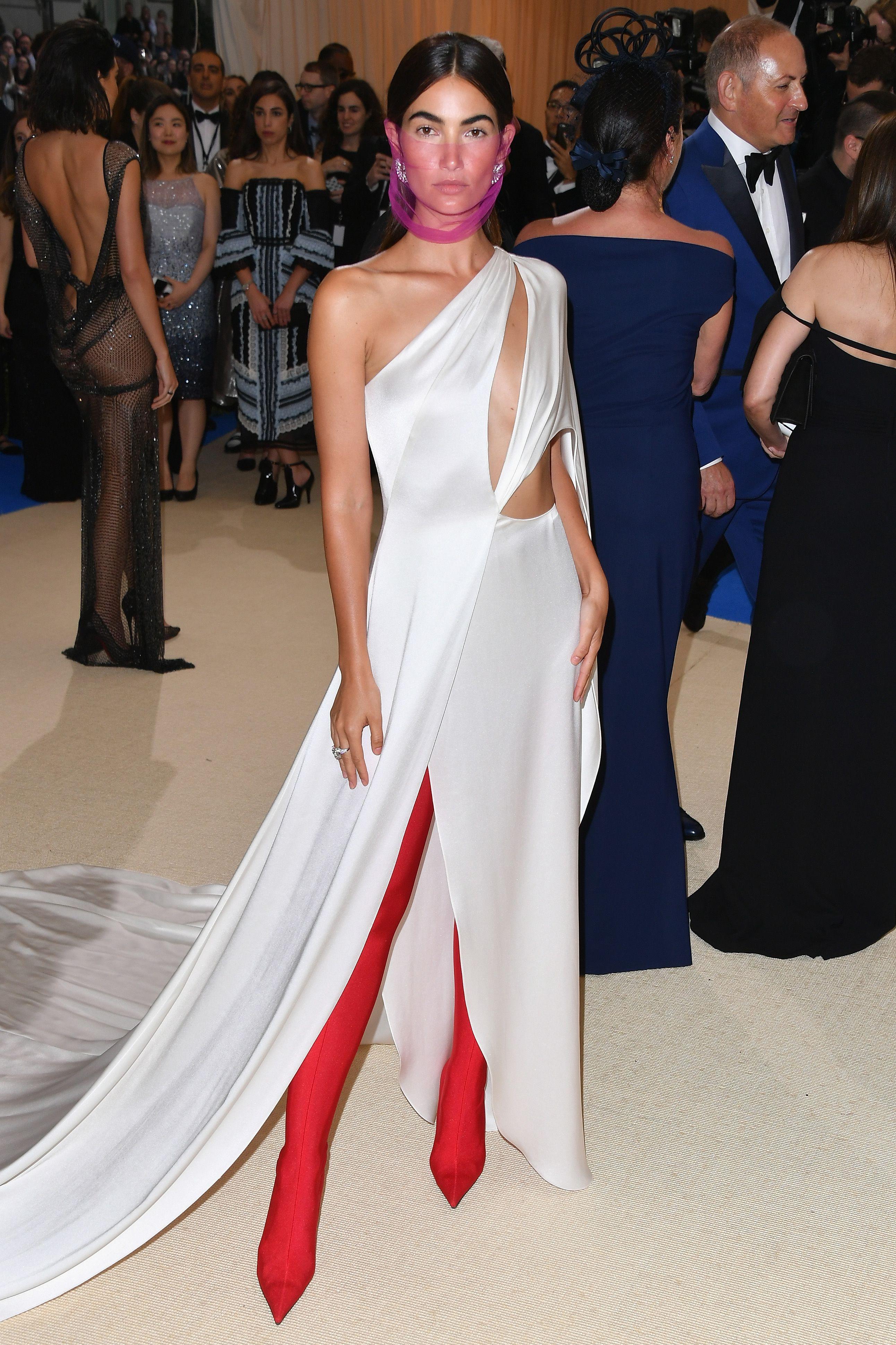 Met gala 2018 dresses styles