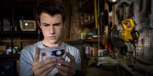 13 Reasons Why - Dylan Minnette