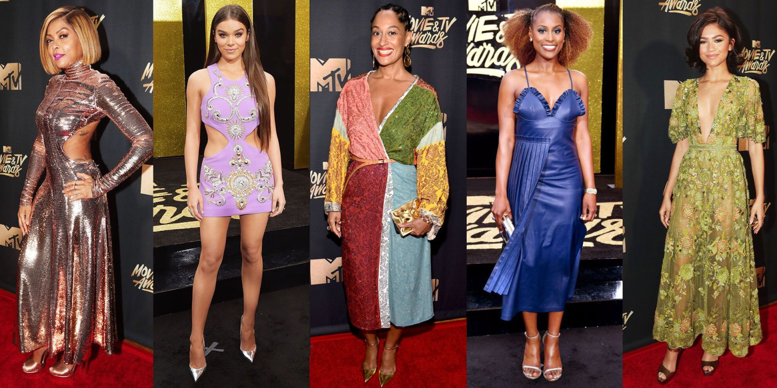 cheap celebrity red carpet look
