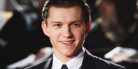 Tom Holland Lip Syncing 'Umbrella' Is Your New Favorite Thing