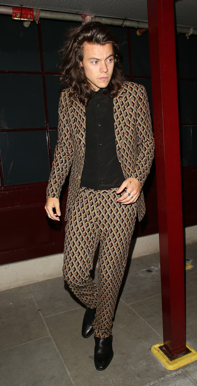 7afd772d9 Best Looks: Harry Styles