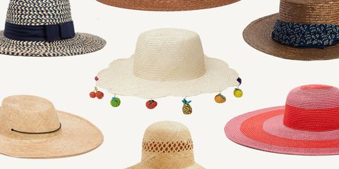 15 Fresh Updates on the Classic Straw Hat for Summer