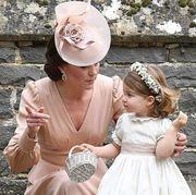 Clothing, Dress, Hat, Fashion accessory, Hair accessory, Headgear, Headpiece, Stone wall, Brick, Love,
