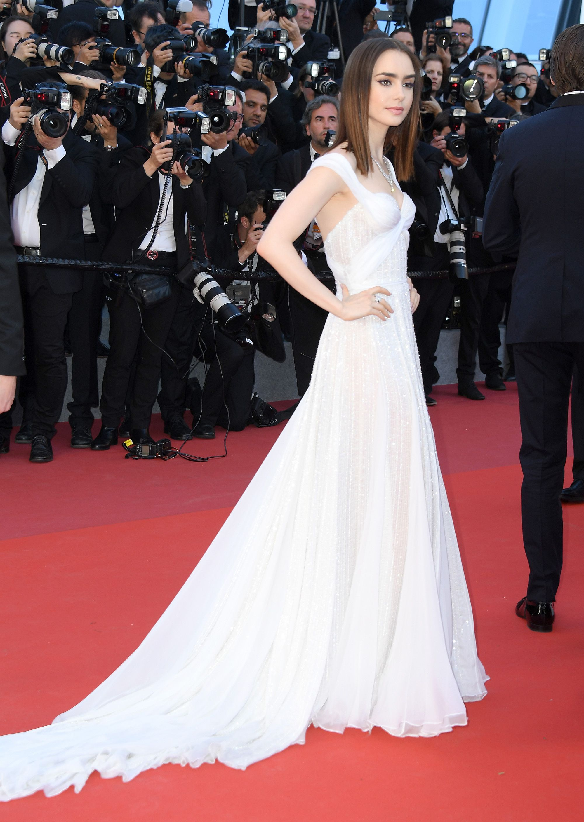 Best Celebrity Red Carpet Dresses From Cannes Film Festival 2017 ...