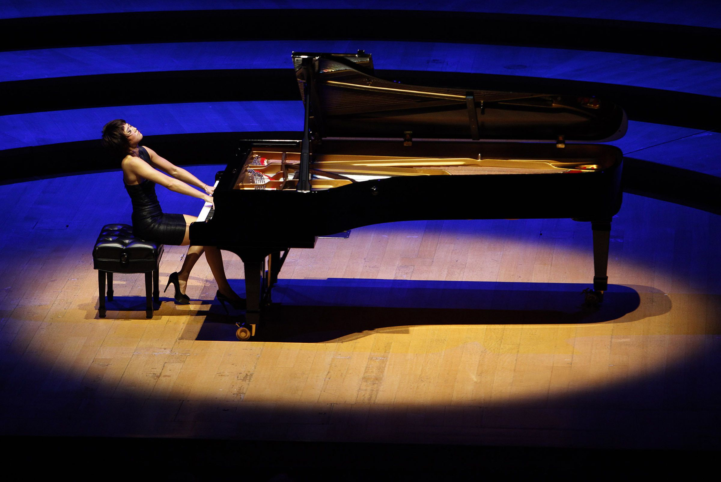 Piano Phenomenon Yuja Wang on Fashion and Her Favorite Pieces to Play