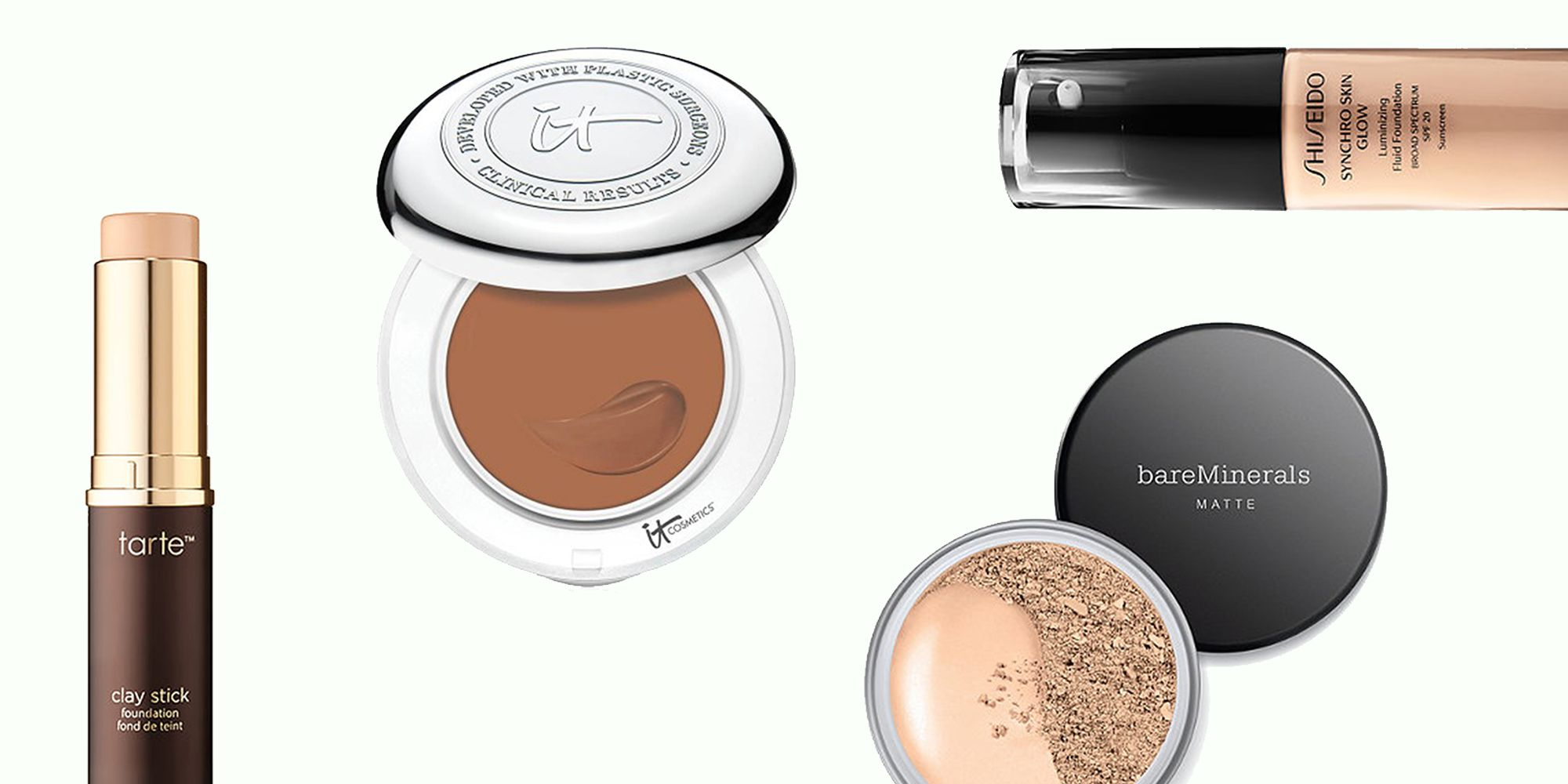 6 Best Foundation Picks For Sensitive Skin Gentle Foundation Makeup For Your Face