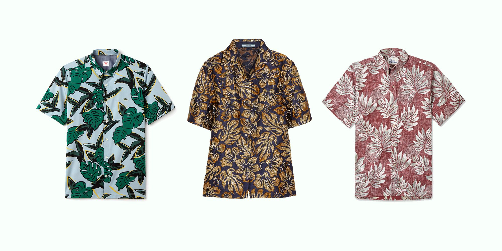 9ae08f75 15 Hawaiian Shirts That Will Get You Ready for Summer