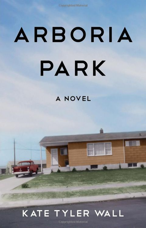 "<p>Stacy Halloran lived her entire life in the 1950s-era neighborhood Arboria Park, but just as she's ready to move on to bigger horizons, fate intervenes. A new highway project threatens not only the future plans of her dreams, but poses a danger to her entire past (and town) that made her. It's a touching narrative about the importance of community and cherishing where you're from. </p><p><strong data-redactor-tag=""strong""><a href=""https://www.amazon.com/Arboria-Park-Kate-Tyler-Wall/dp/1631521675/?tag=redbook_auto-append-20"" target=""_blank"" class=""slide-buy--button"" data-tracking-id=""recirc-text-link"">BUY NOW</a></strong><br></p>"