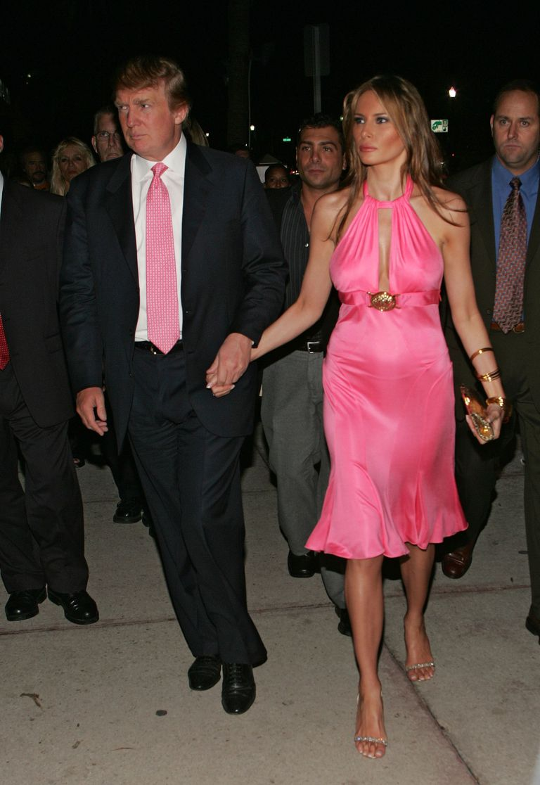 Two Experts Analyze Donald and Melania Trump's Body ...