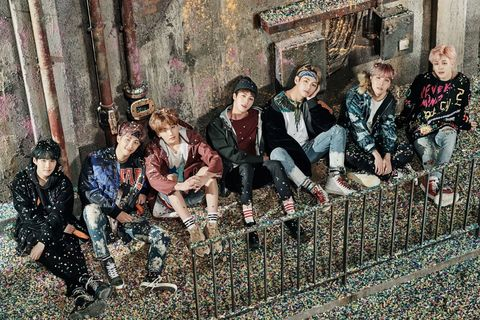 BTS Interview - Jin, Suga, J-Hope, Rap Monster, Jimin, V, and