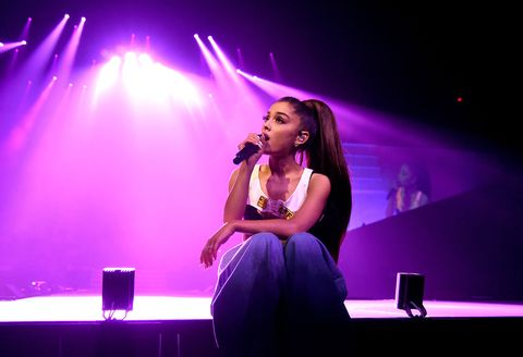 """Ariana Grande: """"We Won't Let Hate Win"""""""
