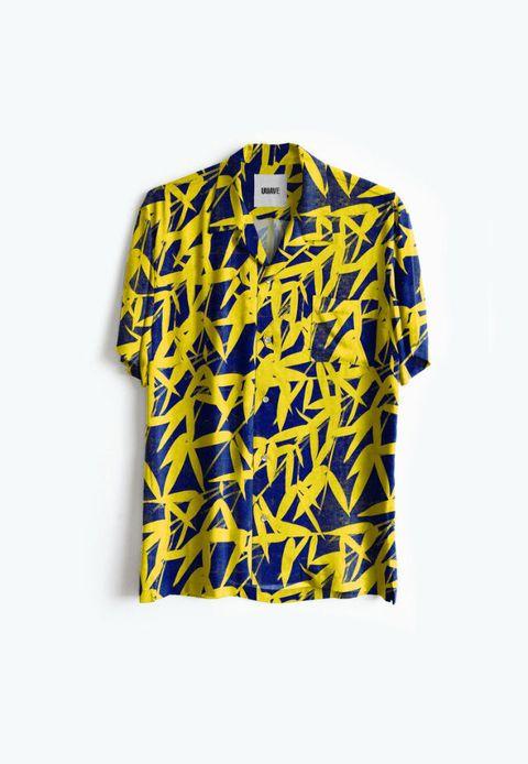 1da1b4cb <p>Double Rainbow Bamboozle Gold Hawaiian Shirt, $179 AUD; <a href