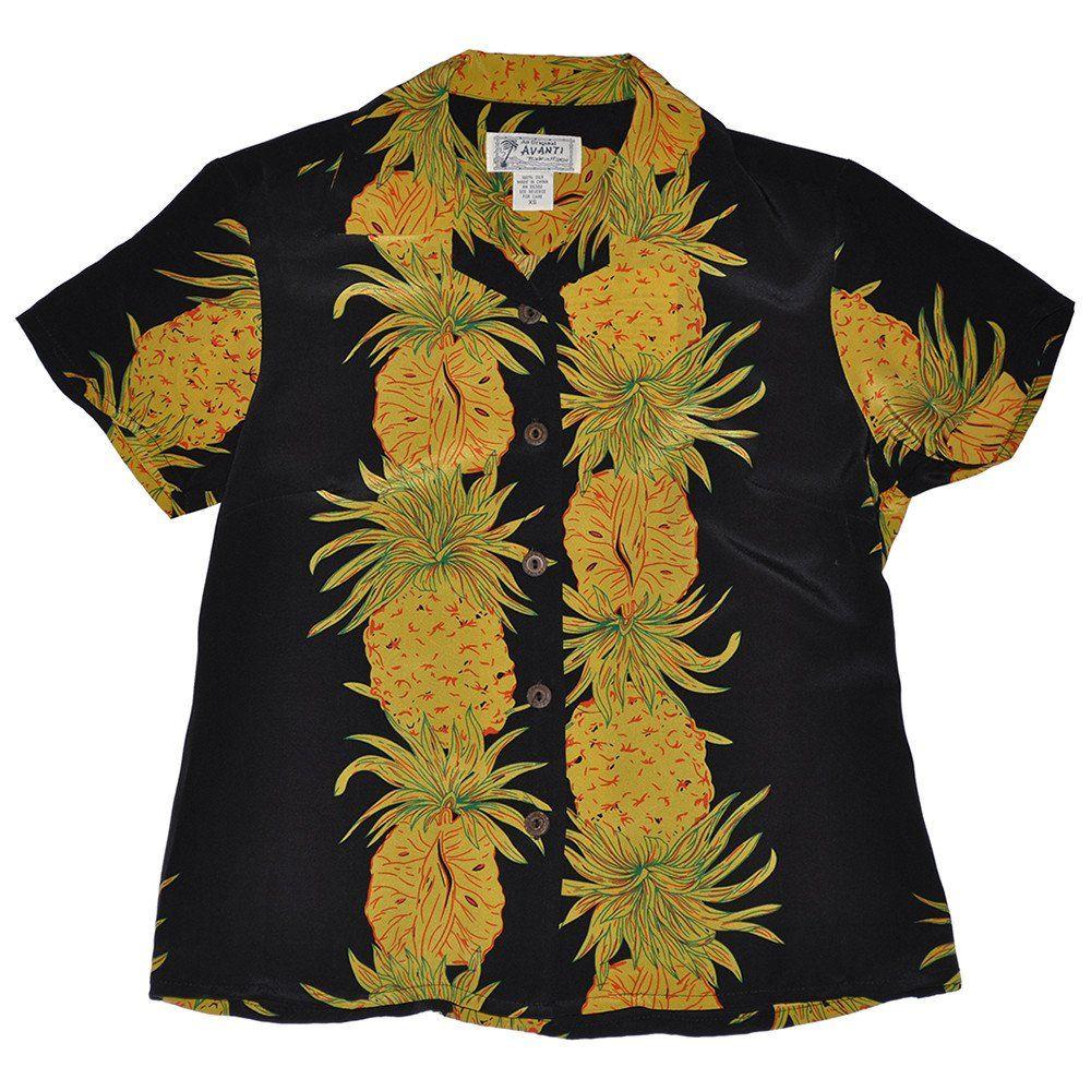 "<p>Avanti Pineapple Cross, $65&#x3B; <a href=""https://avantishirts.com/collections/women/products/pineapple-cross-womens-shirt"">avantishirts.com</a>&nbsp&#x3B;</p>"