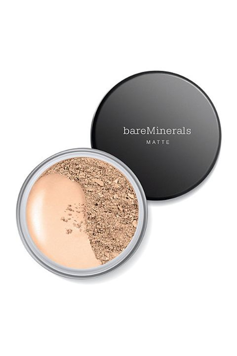 """<p>          The OG foundation for sensitive types is upping the shade range of its cult fave mattifying loose powder to 30. Whether you keep it light or pile it on for more coverage, the featherweight formula will look like you're wearing basically nothing at all.&nbsp;  <span class=""""redactor-invisible-space"""" data-verified=""""redactor"""" data-redactor-tag=""""span"""" data-redactor-class=""""redactor-invisible-space""""></span></p><p><strong data-redactor-tag=""""strong""""></strong></p><p><em data-redactor-tag=""""em"""" data-verified=""""redactor"""">$28.50, </em><a href=""""http://www.bareminerals.com/face-makeup/foundation/matte-foundation-broad-spectrum-spf-15/USmastermatte.html?dwvar_USmastermatte_SkinShade=Medium%20Beige%2012"""" data-tracking-id=""""recirc-text-link""""><em data-redactor-tag=""""em"""" data-verified=""""redactor"""">bareminerals.com</em></a></p>"""