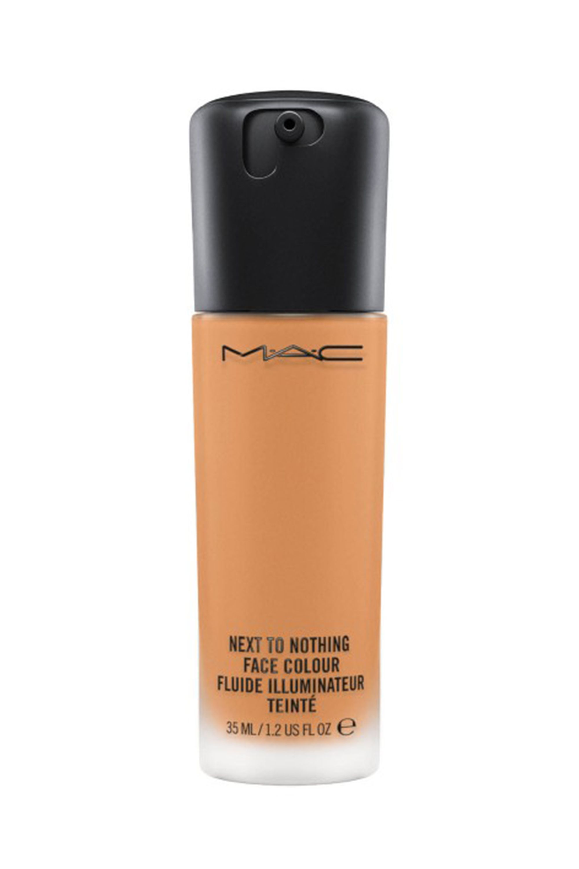 """<p>If you don't have anything to hide, then smooth on this barely-there formula that contains opalescent microspheres to rev up radiance in a flash. </p><p><em data-redactor-tag=""""em"""" data-verified=""""redactor"""">$31, </em><a href=""""http://www.maccosmetics.com/collections-next-to-nothing"""" data-tracking-id=""""recirc-text-link""""><em data-redactor-tag=""""em"""" data-verified=""""redactor"""">maccosmetics.com</em></a><a href=""""http://www.maccosmetics.com/collections-next-to-nothing""""></a></p>"""