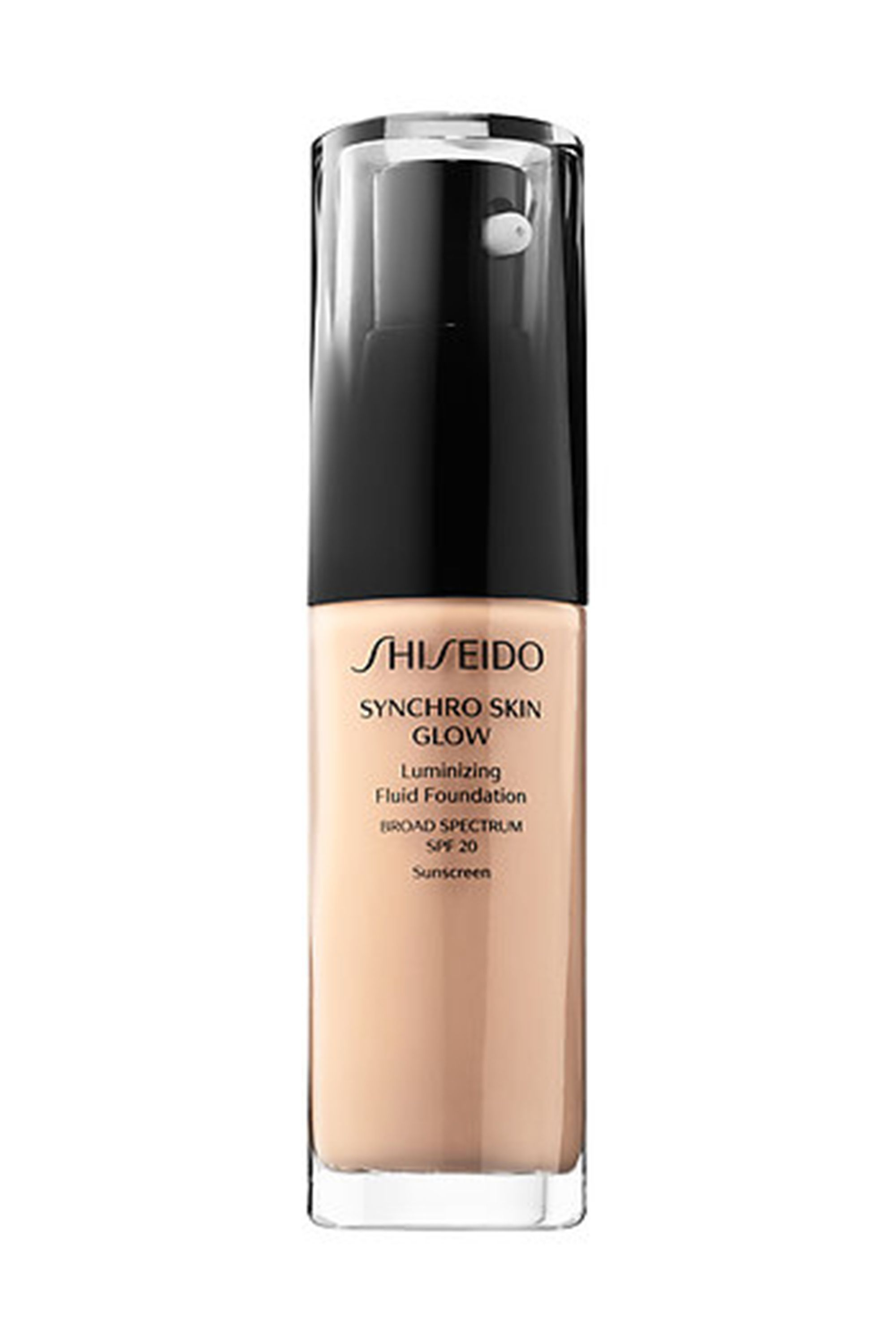 """<p>          This foundation is literally genius. Technology allows it to sense your skin tone and moisture levels and self-adjust to deliver exactly what you need to achieve complexion perfection.  <span class=""""redactor-invisible-space"""" data-verified=""""redactor"""" data-redactor-tag=""""span"""" data-redactor-class=""""redactor-invisible-space""""></span></p><p><span class=""""redactor-invisible-space"""" data-verified=""""redactor"""" data-redactor-tag=""""span"""" data-redactor-class=""""redactor-invisible-space"""">          <em data-redactor-tag=""""em"""" data-verified=""""redactor"""">$45,</em><a href=""""http://www.sephora.com/synchro-skin-glow-luminizing-fluid-foundation-broad-spectrum-spf-20-P417902"""" data-tracking-id=""""recirc-text-link""""><em data-redactor-tag=""""em"""" data-verified=""""redactor"""">sephora.com </em></a><span class=""""redactor-invisible-space"""" data-verified=""""redactor"""" data-redactor-tag=""""span"""" data-redactor-class=""""redactor-invisible-space""""><a href=""""http://www.sephora.com/synchro-skin-glow-luminizing-fluid-foundation-broad-spectrum-spf-20-P417902""""></a></span><br></span></p>"""