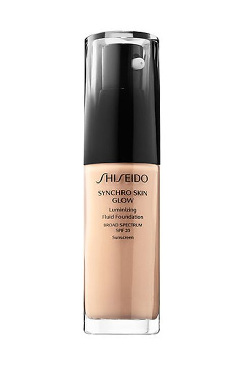 "<p>          This foundation is literally genius. Technology allows it to sense your skin tone and moisture levels and self-adjust to deliver exactly what you need to achieve complexion perfection.&nbsp;  <span class=""redactor-invisible-space"" data-verified=""redactor"" data-redactor-tag=""span"" data-redactor-class=""redactor-invisible-space""></span></p><p><span class=""redactor-invisible-space"" data-verified=""redactor"" data-redactor-tag=""span"" data-redactor-class=""redactor-invisible-space"">          <em data-redactor-tag=""em"" data-verified=""redactor"">$45,&nbsp;</em><a href=""http://www.sephora.com/synchro-skin-glow-luminizing-fluid-foundation-broad-spectrum-spf-20-P417902"" data-tracking-id=""recirc-text-link""><em data-redactor-tag=""em"" data-verified=""redactor"">sephora.com </em></a><span class=""redactor-invisible-space"" data-verified=""redactor"" data-redactor-tag=""span"" data-redactor-class=""redactor-invisible-space""><a href=""http://www.sephora.com/synchro-skin-glow-luminizing-fluid-foundation-broad-spectrum-spf-20-P417902""></a></span><br></span></p>"