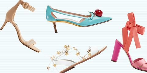 8b8f8983a0b Best Summer Wedding Shoes for 2017 - 29 Shoes To Wear To Every Kind ...
