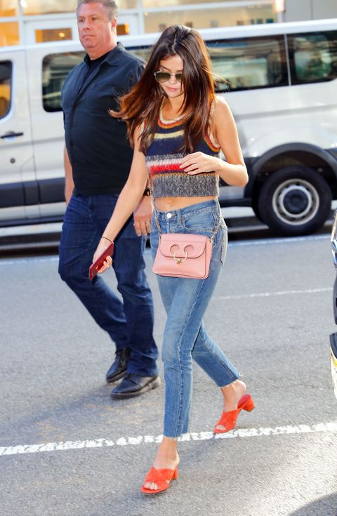 Selena Gomez Wears Three Outfits In New York City Selena