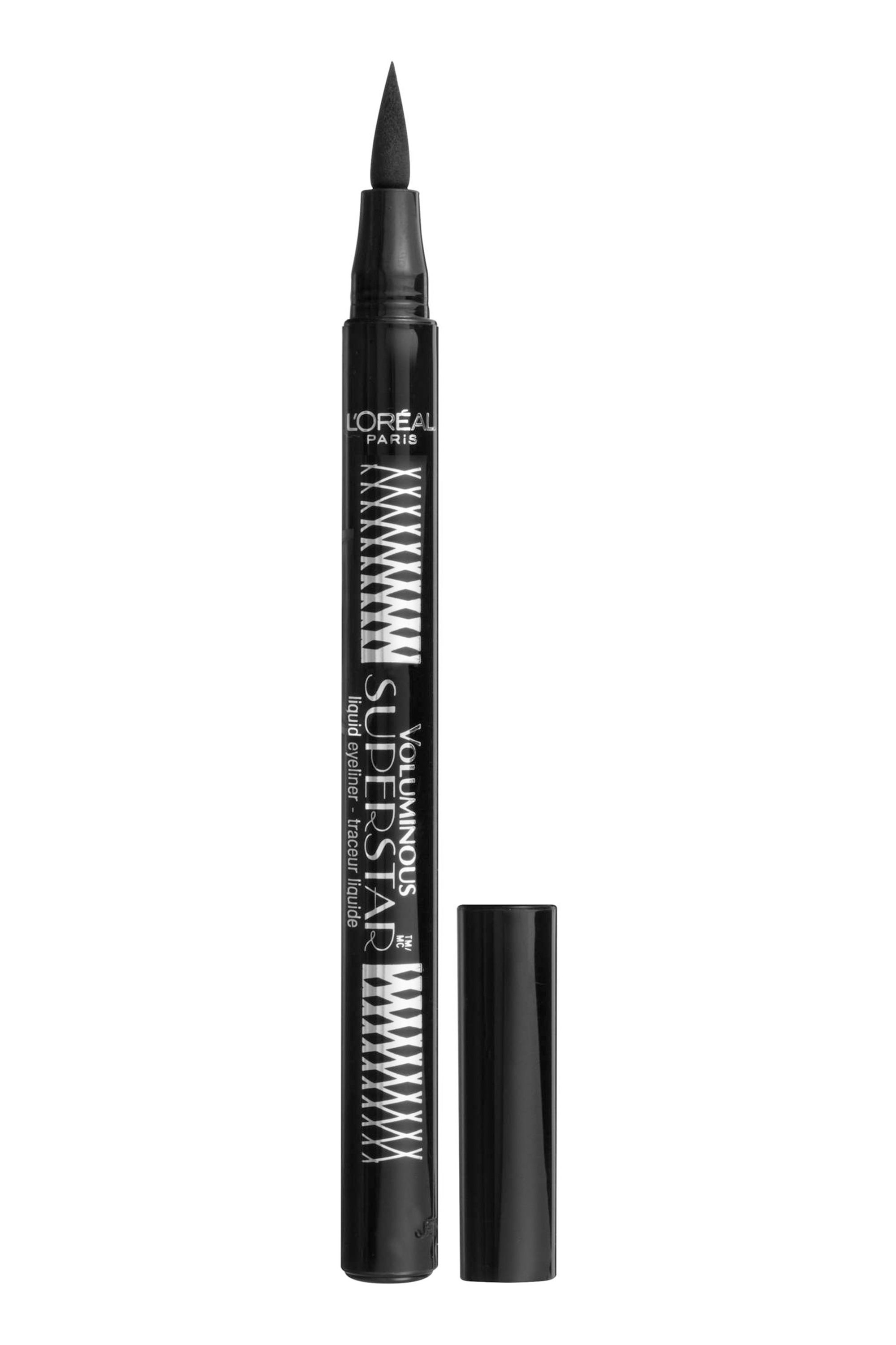 "<p>As someone who wears liner just about every single day, I've tried a ton on the market and always seem to go back to this one. This liner is the definition of no fuss, no muss–<span class=""redactor-invisible-space"">a</span>n easy-to-apply gel that goes on super smoothly. What else could you want? &nbsp&#x3B;— Nikki Ogunnaike, Senior Fashion Editor</p><p><em data-redactor-tag=""em"" data-verified=""redactor"">L'Oreal Voluminous Superstar Liner, $10&#x3B; </em><a href=""https://www.lorealparisusa.com/products/makeup/eye/eyeliner/voluminous-superstar-liner.aspx?shade=202-Black""><em data-redactor-tag=""em"" data-verified=""redactor"">lorealparisusa.com</em></a></p>"