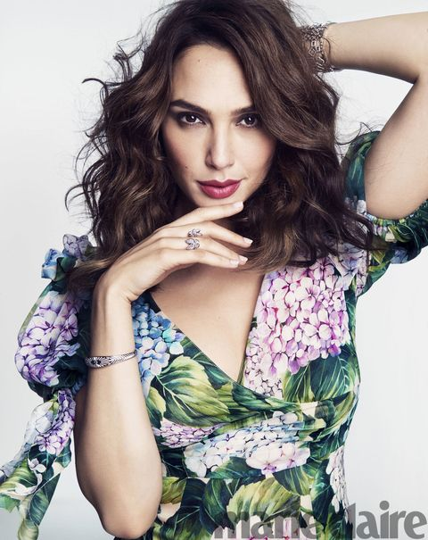 Gal gadot on hiding pregnancy during wonder woman gal gadot gal gadot on hiding pregnancy during wonder woman gal gadot marie claire interview voltagebd Images