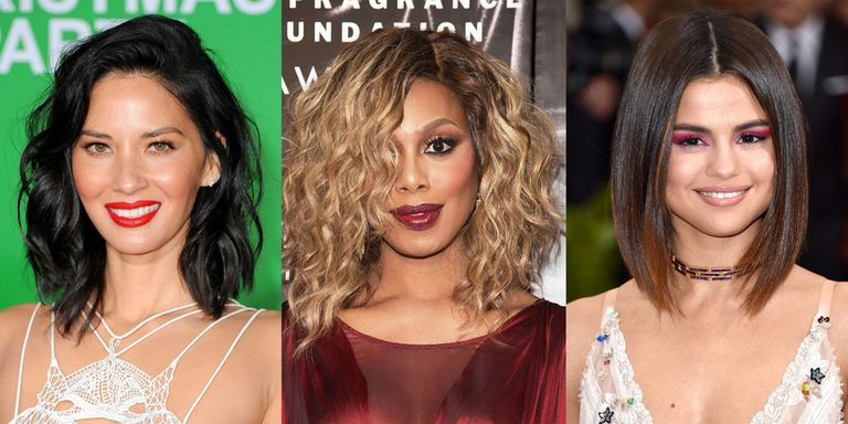 32 Best Long Bob Hairstyles Our Favorite Celebrity Lob Haircuts