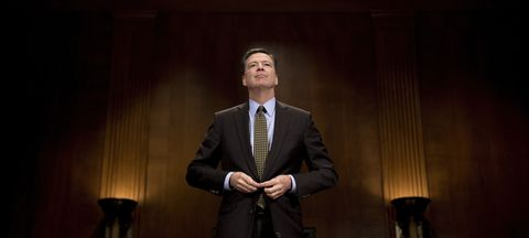 What Should James Comey Wear to Testify Before the Senate?
