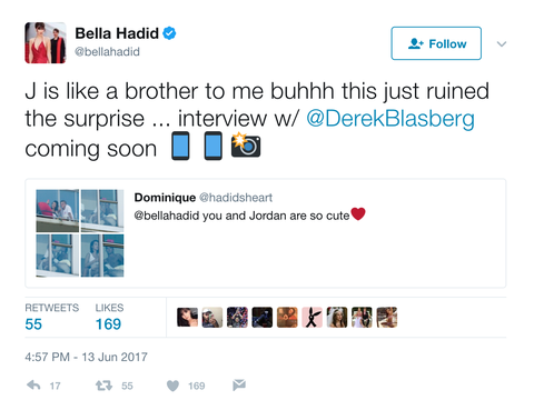 Every Bella Hadid Reference In The Weeknds My Dear
