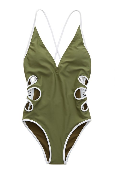 15 Low-Back Swimsuits That Flatter Every Body Type