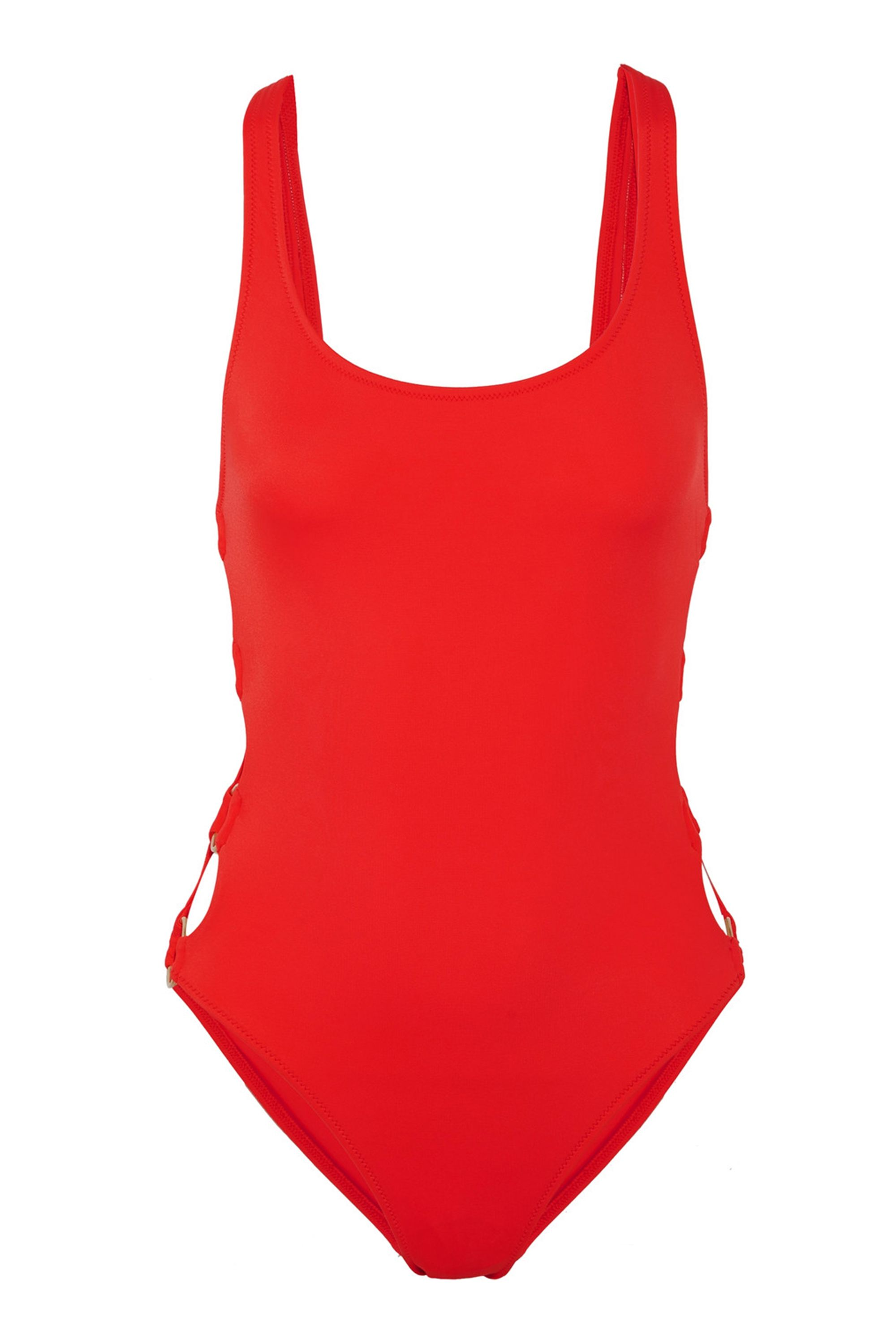 """<p> Solid and Striped The Jennifer Cutout Swimsuit, $160; <a href=""""https://www.net-a-porter.com/us/en/product/840174/Solid_and_Striped/the-jennifer-cutout-swimsuit"""" data-tracking-id=""""recirc-text-link"""" target=""""_blank"""">net-a-porter.com</a></p><p><span class=""""redactor-invisible-space"""" data-verified=""""redactor"""" data-redactor-tag=""""span"""" data-redactor-class=""""redactor-invisible-space""""></span></p>"""