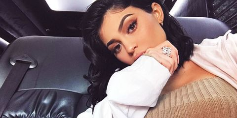 Kylie Jenner Almost Fell Down Attempting The Nicki Minaj Challenge