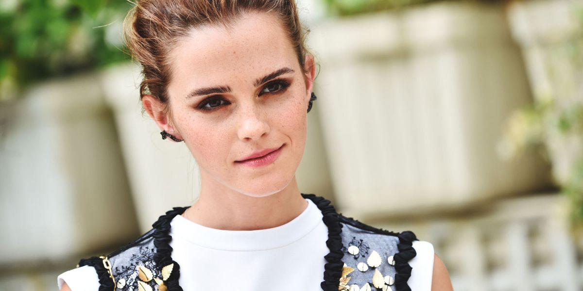Meanwhile, Emma Watson Is Already on Her Fourth Outfit Today in Paris