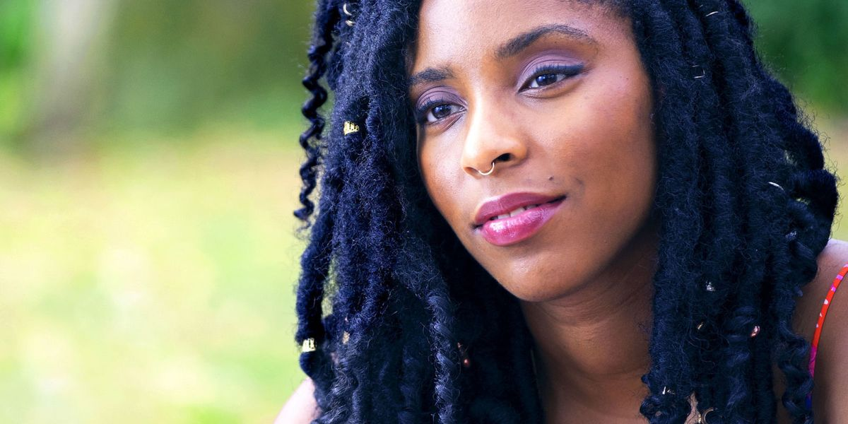 Jessica Williams Schools a Manspreader in the 'Incredible Jessica James' Teaser