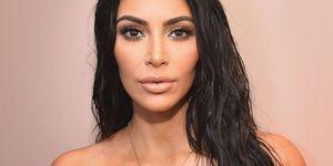 Kim Kardashian Makeup Habits
