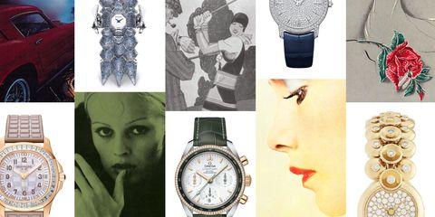 Watch, Clock, Analog watch,