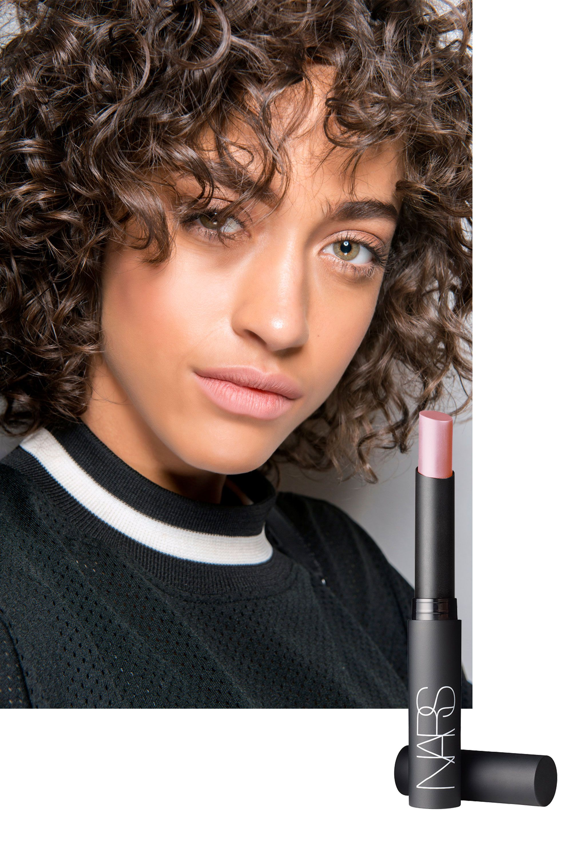 """<p><strong data-verified=""""redactor"""" data-redactor-tag=""""strong""""></strong>Whether you're wearing a cozy sweater or a romantic ruffled gown, a matte nude lip is as elegant as it is understated. Round out the look with a """"dusty cheek"""" and a wash of rust-colored shadow like makeup artist Benjamin Puckey did backstage at&nbsp&#x3B;Brock Collection<i data-redactor-tag=""""i"""">.<br><br><i data-redactor-tag=""""i""""><i data-redactor-tag=""""i"""">For a similar look, try&nbsp&#x3B;<a href=""""http://www.narscosmetics.com/USA/mad%C3%A8re-pure-matte-lipstick/0607845035084.html"""" target=""""_blank"""">NARS Pure Matte Lipstick in Madère</a> ($28).</i></i><br></i></p><p><i data-redactor-tag=""""i""""></i></p><p><i data-redactor-tag=""""i""""></i></p><p><i data-redactor-tag=""""i""""></i></p><p><i data-redactor-tag=""""i""""></i></p><p><i data-redactor-tag=""""i""""></i></p><p><br></p>"""