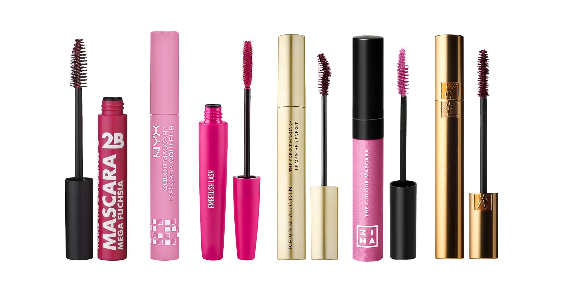 7 pink mascaras to try today the best pink mascara to experiment with